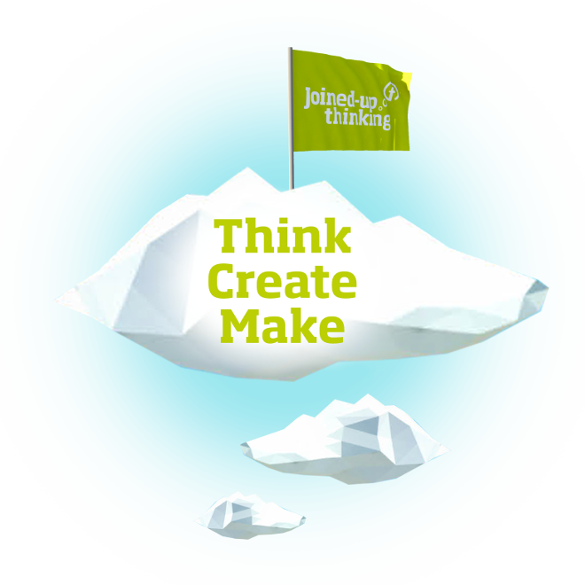 Think, Create, Make