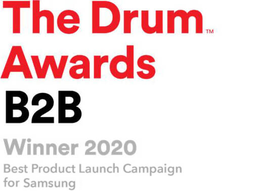 The Drum Awards B2B 2020 – Best Product Launch Campaign