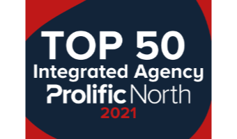 Top 50 Integrated Agency Prolific North 2021